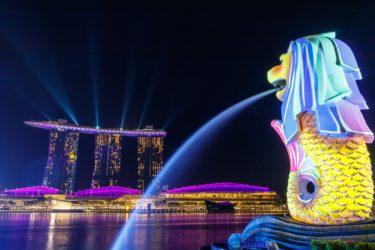 【海外旅行】新型コロナウイルスの終息を願う。今年の春はシンガポールの予定なんです【キャンセルの危機】
